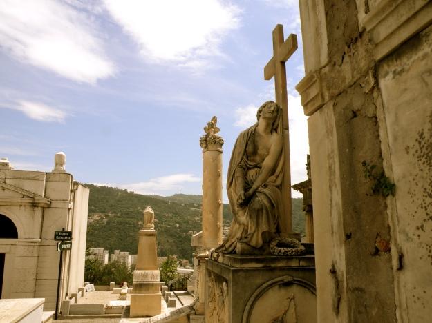 Cemetery of Cimiez Monastery