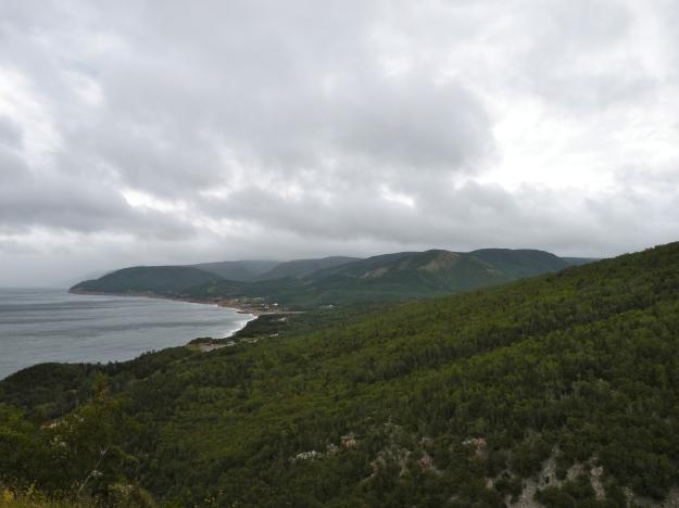 Highlands National Park Cape Breton, Nova Scotia
