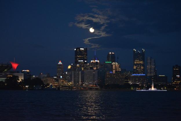 My hometown, Pittsburgh Pennsylvania