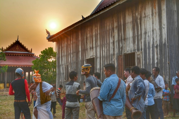ceremony sun