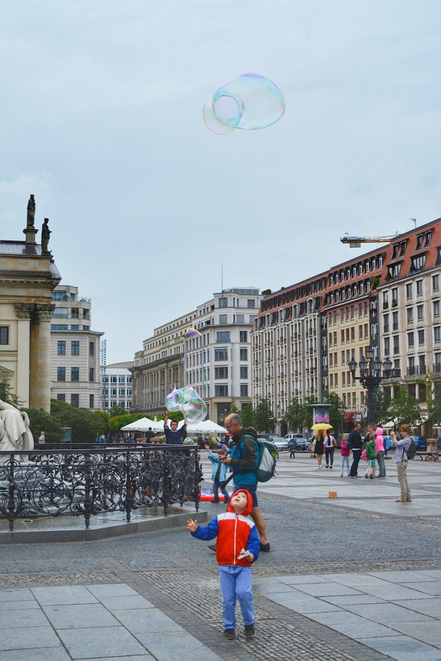 berlin bubbles